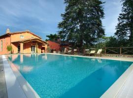 Agriturismo Villa Le Vigne, cottage in Montevarchi