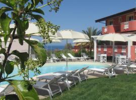 Borgo di Santa Barbara, hotel in Santa Domenica