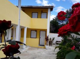 O Pouso Condomínio, holiday home in Mucugê