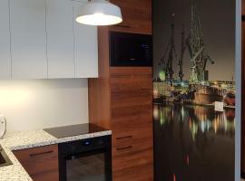New apartment 100m from old town and marina – hotel w pobliżu miejsca Żuraw nad Motławą w Gdańsku