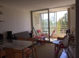 Departamento Algarrobo/Mirasol, hotel en Algarrobo