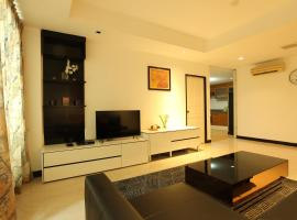 Serena Sathorn Suites, apartment in Bangkok