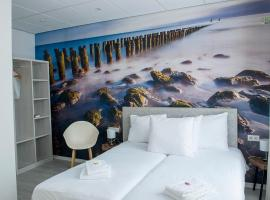 City2Beach Hotel, hotel in Vlissingen