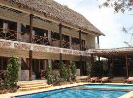 Tamani Villas - Annex, villa in Matemwe