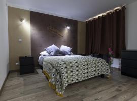 Hotel Santal, hotel in Chambéry