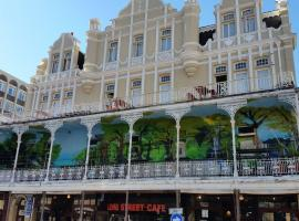 Carnival Court Backpackers, hostel in Cape Town