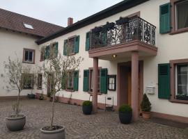 Hotel Sonnenhof, hotel in Perl