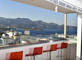 Ikaros Art Hotel, hotel near Archaeological Museum of Agios Nikolaos, Agios Nikolaos