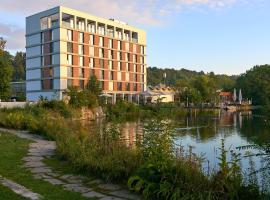 LAGO hotel & restaurant am see, отель в Ульме