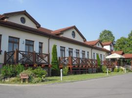 RED DEER Hotel, hotel in Brezno