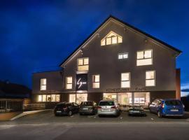 Hotel Restaurant Sailer, hotel in Seewalchen