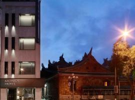 타이베이에 위치한 비앤비 몬카 호텔