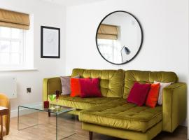 Swanky Suites on the Marina, apartment in Hull