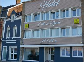 Hotel Côte d'Opale, hotel near Le Touquet Airport - LTQ, Étaples