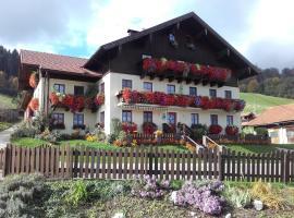 Weberhof Nussbaumer, farm stay in Tiefgraben