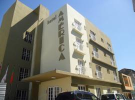 Hotel Cubanacan America, hôtel à Santa Clara