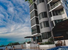 Hotel Arenal, hotell nära Viru Viru internationella flygplats - VVI, Santa Cruz de la Sierra