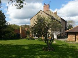 Upper Wood End Farm, hotel near Flitwick Railway Station, Marston Moretaine