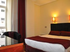 Hotel Compostela Vigo, hotel cerca de Estación de autobús de Vigo, Vigo