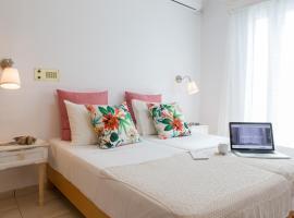 Artemis Hotel, hotel near Plaka Camping, Agia Anna Naxos