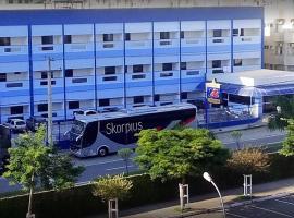 Hotel Estação de Minas, hotel em Aparecida