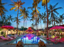 PinkCoco Gili Air, spa hotel in Gili Air