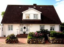 Haus Elvi Fuchs an den alten Salzwiesen, apartment in Westerland