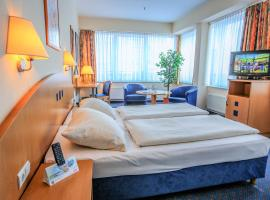 Hotel Plaza Hannover, Budget-Hotel in Hannover