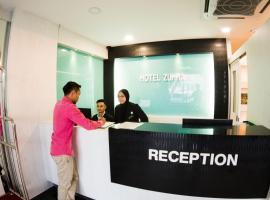 Hotel Zuhra, hotel in Sibu