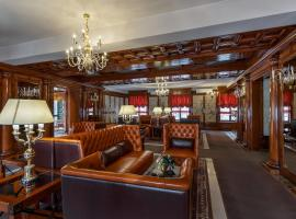 BOUTIQUE HOTEL AMBASSADORI MOSCOW, hotel in Moscow