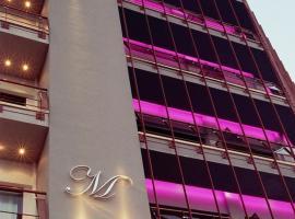 Hotel Makedonia, hotel in Veria