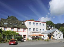 Hotel zur Post, hotel near Scharteberg mountain, Deudesfeld
