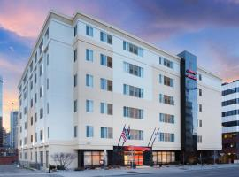 Hampton Inn & Suites Denver-Downtown, hotel near University of Colorado Denver, Denver