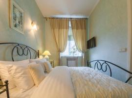 Lux-Apartments 3-Фрунзенская, 9, hotel in Moscow