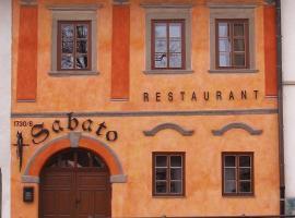 Pension - Restaurant Sabato, privát v Poprade
