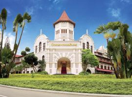 Goodwood Park Hotel (SG Clean), luxury hotel in Singapore