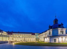 Royal Palace, hotel v Turčianských Teplicích