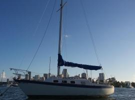 Classic Sailboat 30', boat in Miami