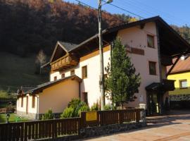 Penzion Eka, hotel v destinácii Brezno