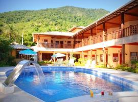 VELINN Hotel Santa Tereza, hotel in Ilhabela