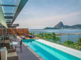 Prodigy Santos Dumont, hotel near Guanabara Bay, Rio de Janeiro
