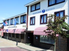 Fletcher Badhotel Noordwijk, hotel near Azzurro Wellness, Noordwijk aan Zee