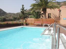 Hotel Rural El Mondalón, отель в городе Лас-Пальмас-де-Гран-Канария