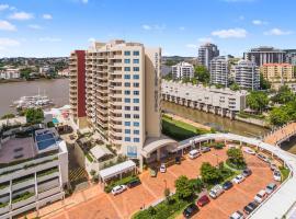 Central Dockside Apartment Hotel, hotel in Brisbane