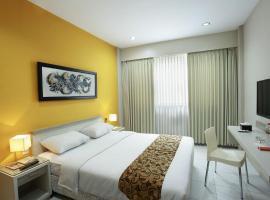 Rivisha Hotel, hotel di Yogyakarta