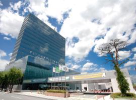Hotel Interburgo Exco, hotel in Daegu