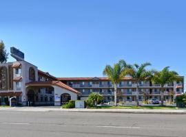 Pleasant Inn, hotel in San Diego