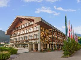 Alpenland St Johann, hotel in Sankt Johann im Pongau