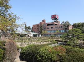 ガーデンホテル紫雲閣 東松山、Higashimatsuyamaのホテル