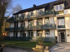 Pension zur Post, Hotel in Eutin